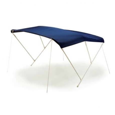 "Tendalino 3 archi ""Sombrero Blue Strong"", altezza 110 cm."