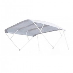 Canopy Sixty Tessilmare para sun water guard 4 strings white color