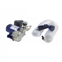 Complete Kit with electric pump, automatic self-priming with
