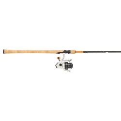 Abu Garcia Max STX Spinning Combo canna 802MH + mulinello 3000 + SpiderWire Smooth8 0.17 mm.
