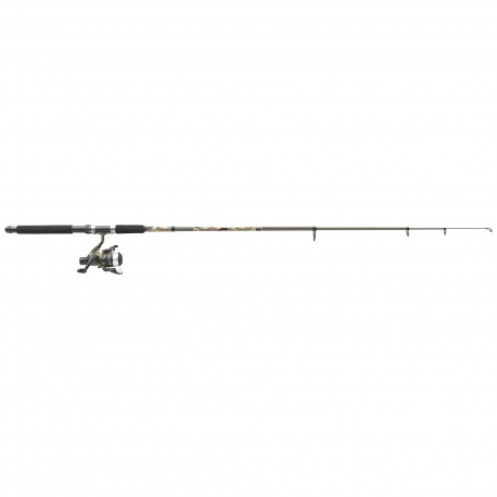 Mitchell Tanager Camo Combo Tele Spinning rod 240 10/30 gr. reel 3000