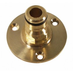 "The male fitting 1/2"" brass"