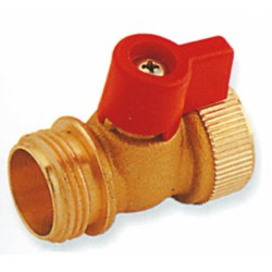 Ball valve bsp male/female