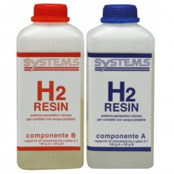 Epoxy resin C-SYSTEMS H2 RESIN