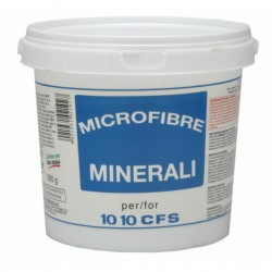 C-System Additives - Microfibe Mineral fragmentation fine