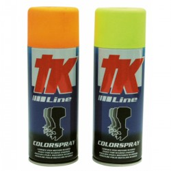 Spray paint special fluorescent
