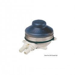 Foot pump self-suction Baby Foot MK2 - Whale
