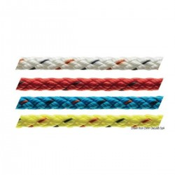 Cima in poliestere a 8 capi Plait Pre Stretched - Marlow
