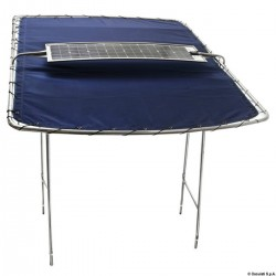 Solar panel for T-Top