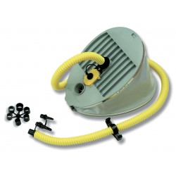 Foot pump - inflator professional Bravo 9