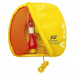 Container spare for life jackets - Rescue Buoy