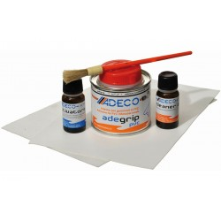 Kit for inflatable boats PVC