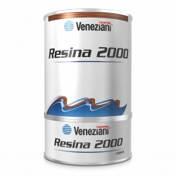 Venetian Resin 2000 - System insulation and protection for the wood