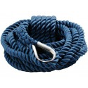 Ropes with thimble